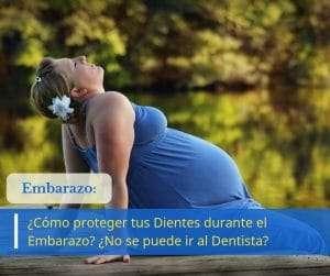 dentista embarazo